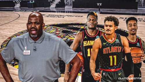 Nate McMillan has perfect analogy after debut win with Hawks