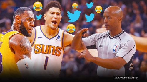 7 funniest memes after Devin Booker got ejected vs. Lakers