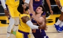 Recap: Short-Handed Lakers Fall Short Against Suns Despite Strong Night From LeBron James