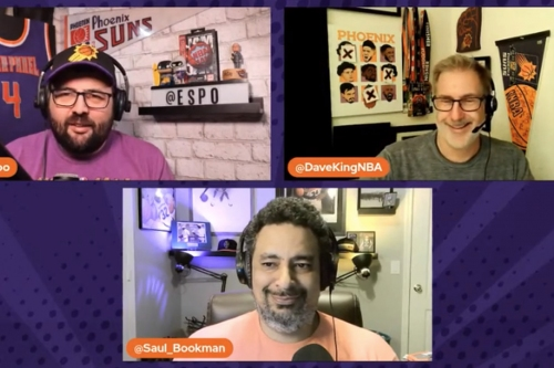 Late night LUNAR Panel: Instant postgame reaction to that Suns-Lakers bruhaha