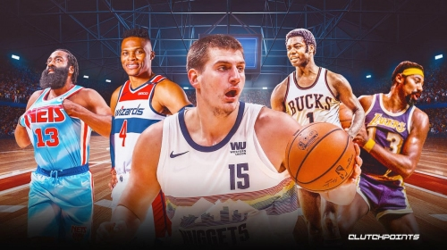 Nikola Jokic's 50th career triple-double makes all kinds of NBA history