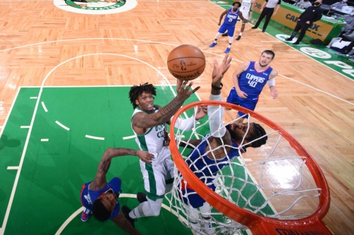 "Jaylen Brown on Robert Williams: ""the sky is the limit"""