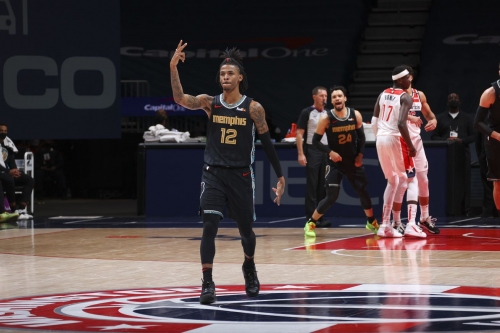 Report Card: Ja Morant and De'Anthony Melton Make the Wizards Disappear