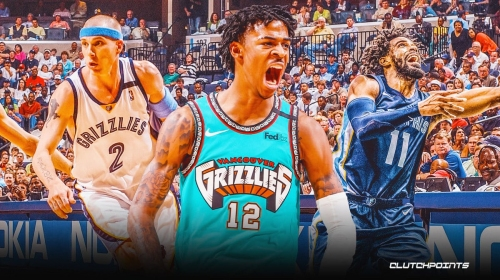 Ja Morant's monster stat line joins Jason Williams, Mike Conley in rare Grizzlies stat club