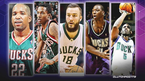 The Bucks' 5 worst free agent signings of all time, ranked