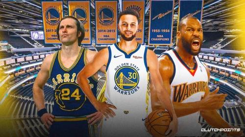 5 greatest Warriors teams in franchise history