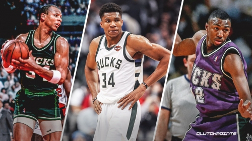 Best power forwards in Milwaukee Bucks history, ranked