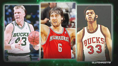 Best centers in Milwaukee Bucks history, ranked