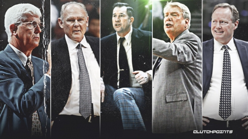 Best Milwaukee Bucks coaches of all-time, ranked