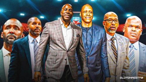 Magic Johnson demands more Black representation in NBA coaching, executive ranks