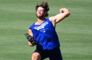 Dodgers Evaluating Next Step For Clayton Kershaw In Spring Training