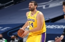 Lakers News: Frank Vogel Unsure How Long Marc Gasol Will Be Out