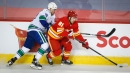 Flames' Simon, Red Wings' Filppula placed on waivers