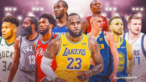 Lakers star LeBron James getting love as All-Star Game MVP, regular-season MVP favorite