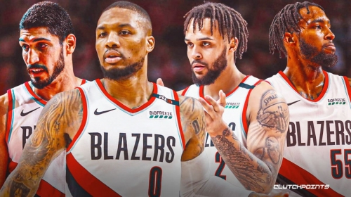 Despite major Blazers injuries, Damian Lillard and Portland are succeeding with some help in unexpected places