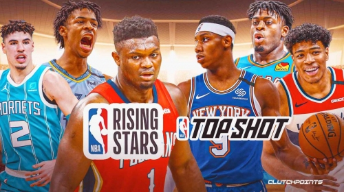 Zion Williamson, LaMelo Ball revealed as 2021 Rising Stars by NBA Top Shot