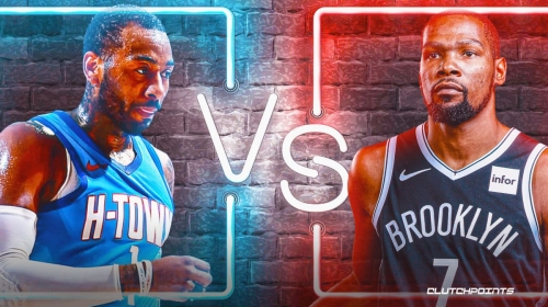 NBA odds: Nets vs. Rockets prediction, odds, pick, and more