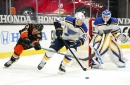 Game Day: Blues expect confident Ducks team
