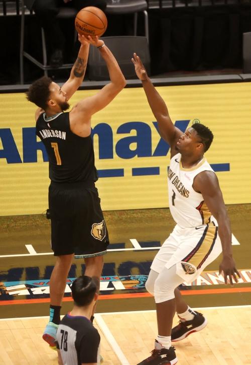 Kyle Anderson back, Grayson Allen out for Memphis Grizzlies vs. Milwaukee Bucks Thursday