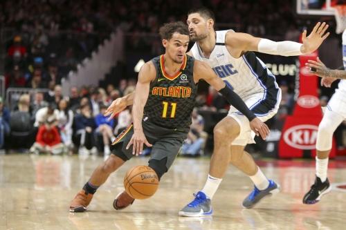 Game Thread 3/3/21: Hawks at Magic