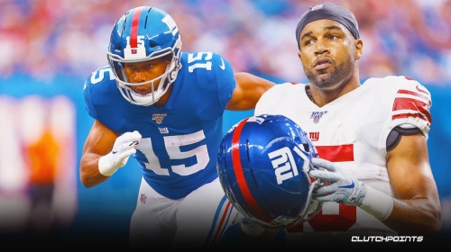 Giants release Golden Tate