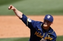 Brewers top the Padres, 8-5
