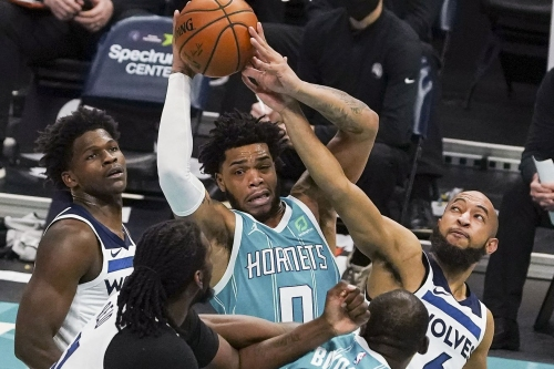 Charlotte Hornets at Minnesota Timberwolves game thread