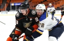 Blues at Ducks, 3/3: Lines, gamethread & how to watch