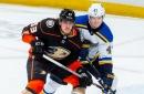 Blues at Ducks GameDay Thread: No Tarasenko, no problem?