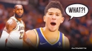 Suns All-Star Devin Booker speaks out for the first time after controversial ejection vs. Lakers