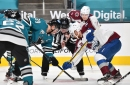 Avalanche at Sharks, 3/3: Lines, gamethread & how to watch