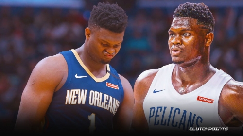 Zion Williamson's first action after disastrous free-throw shooting in loss vs. Bulls