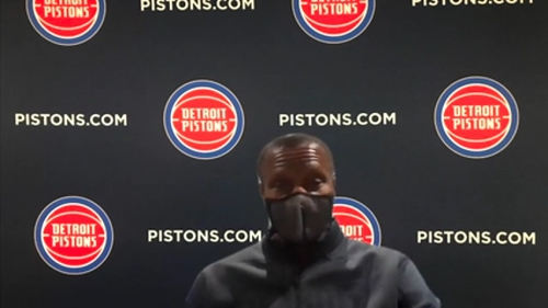 Detroit Pistons' Dwane Casey: We knew it had to be a team win vs. Raptors, and it was