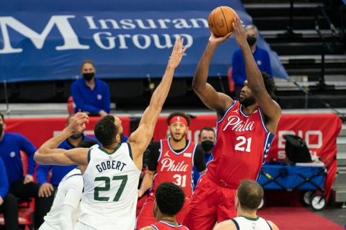 Sixers Bell Ringer: Sixers end season's first half on high note with overtime win over Utah