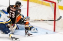 Ducks' penalty-killing units fail them as they lose another to Blues