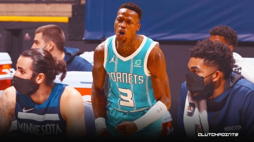 Terry Rozier speaks out on 'special' days ahead for Hornets after thrashing Timberwolves