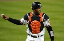 'Nothing was easy': How a fear of the ball and a father's push led Orioles catcher Pedro Severino to the big leagues