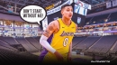 Lakers' Kyle Kuzma reveals 'inconclusive' COVID-19 test had him sprinting to make Kings game