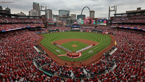 Cardinals ready to welcome close to 15,000 fans back to Busch for home opener, team and city announce