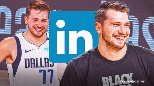 Mavs' Luka Doncic creates hilariously perfectly LinkedIn profile