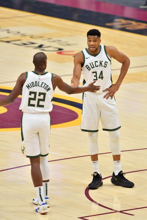 Nickel: From the buildup to the 'boring' to pandemic basketball, the Bucks have always had a tandem of consistency