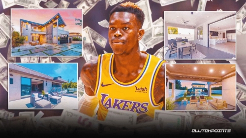 Lakers' Dennis Schroder buys $4.3 million L.A. mansion