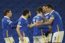 How Brighton & Hove Albion could line up against Leicester City