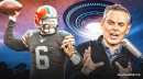 Of course Colin Cowherd responded to Baker Mayfield's UFO claim