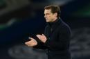 Scott Parker questions handball rule after loss to Tottenham Hotspur