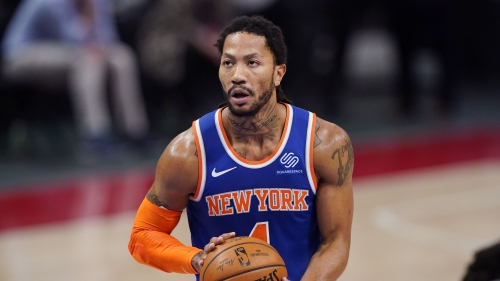 Kevin Durant's early absence should provide context on Derrick Rose's situation
