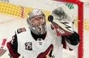 Coyotes hoping goalie Antti Raanta can be more available after injury issues