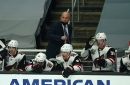 Coyotes head coach Rick Tocchet. on goalie Antti Raanta's play in win over Kings