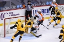 RECAP: Pens fritter fast start away, lose 4-3 to Flyers