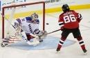 Chris Kreider, Rangers pummel slumping Devils